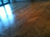 Reclaimed French Oak Herringbone