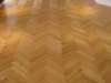 Quarter Sawn Oak Herringbone
