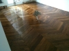 Smoked Oak Chevron