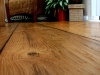 Burnt oak Plank