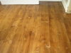 Pine Floorboards with Stain
