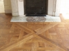 Smoked Oak Versailles Panels