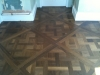 Fumed Oak Versailles Panels